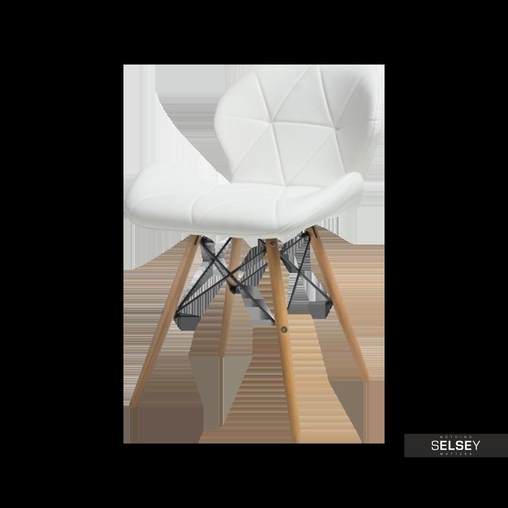 Krzesło Tejn białe
