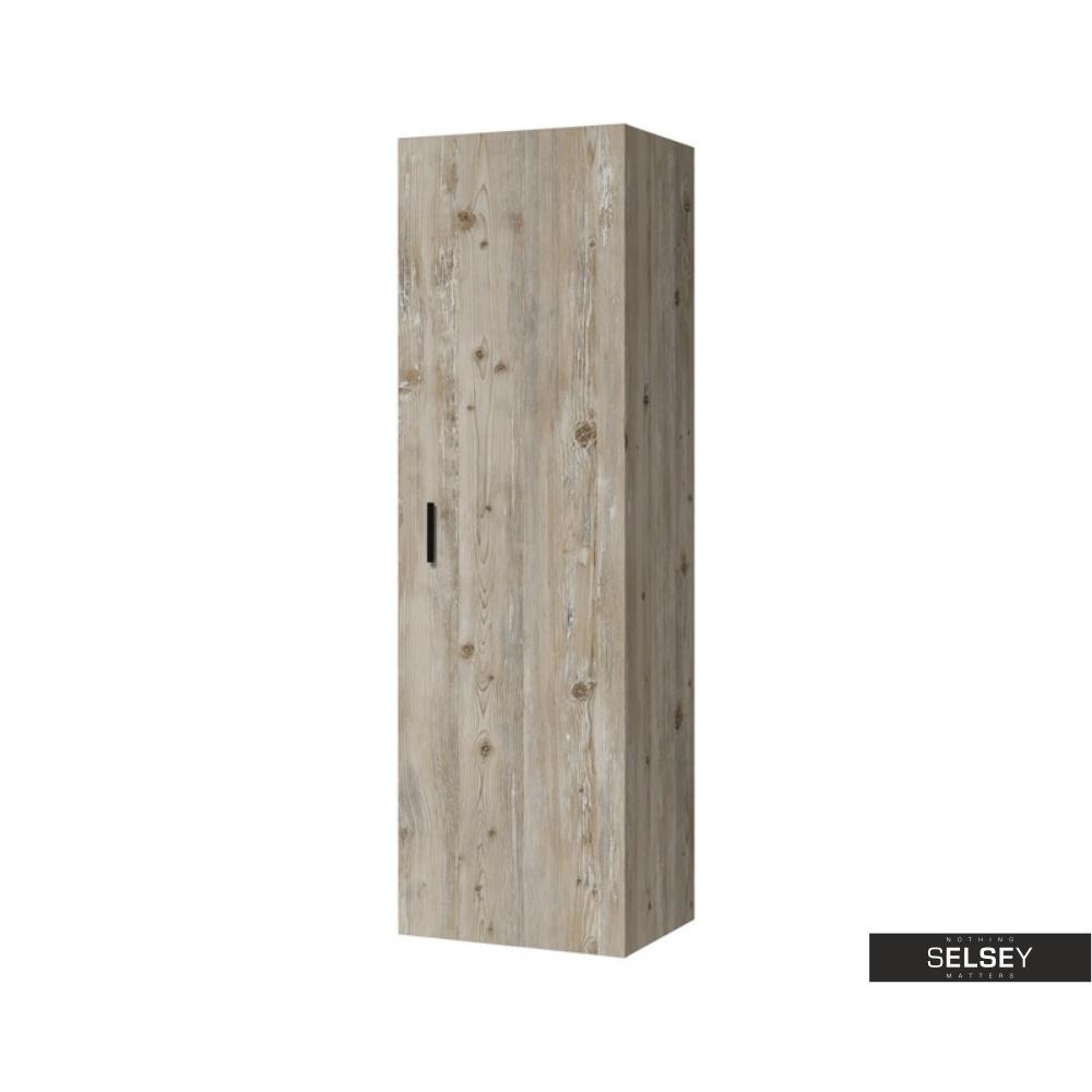 Półka Vales Wisząca Zamknięta Oslo Pine