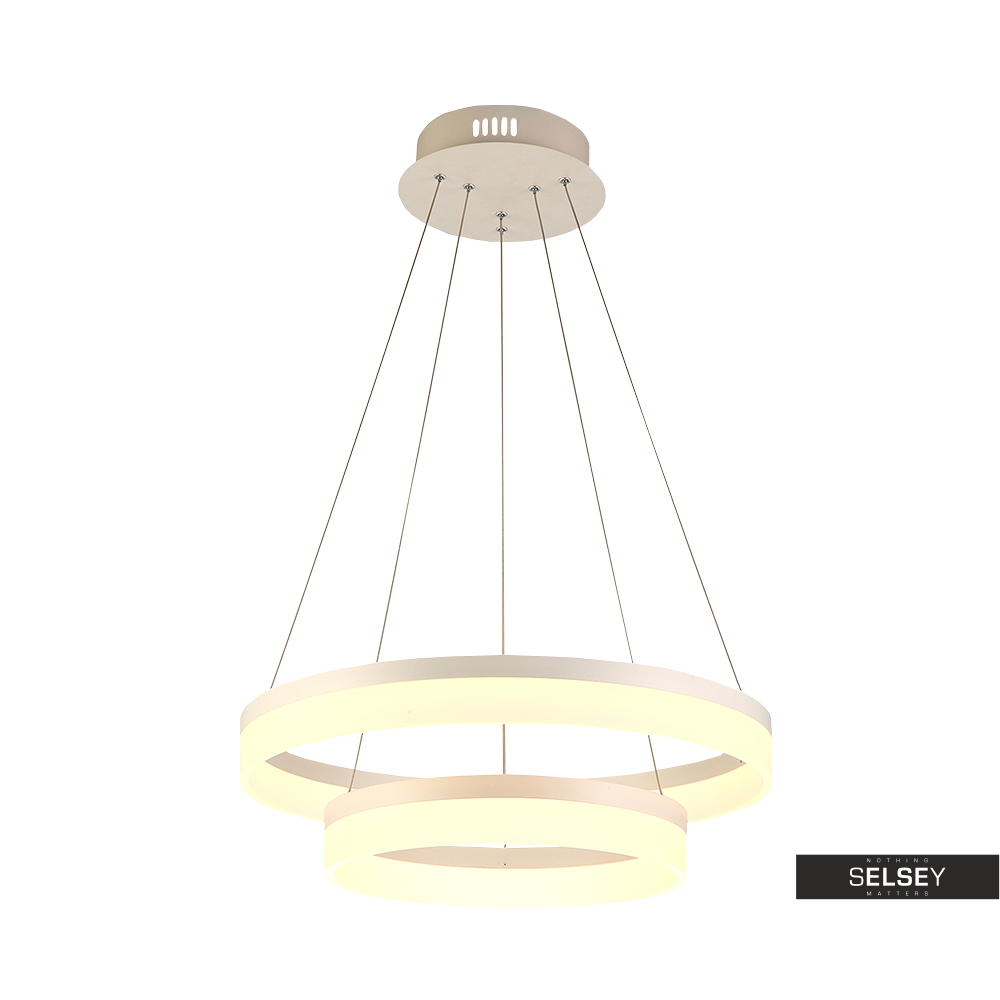 Lampa wisząca Round średnica 60 cm x2