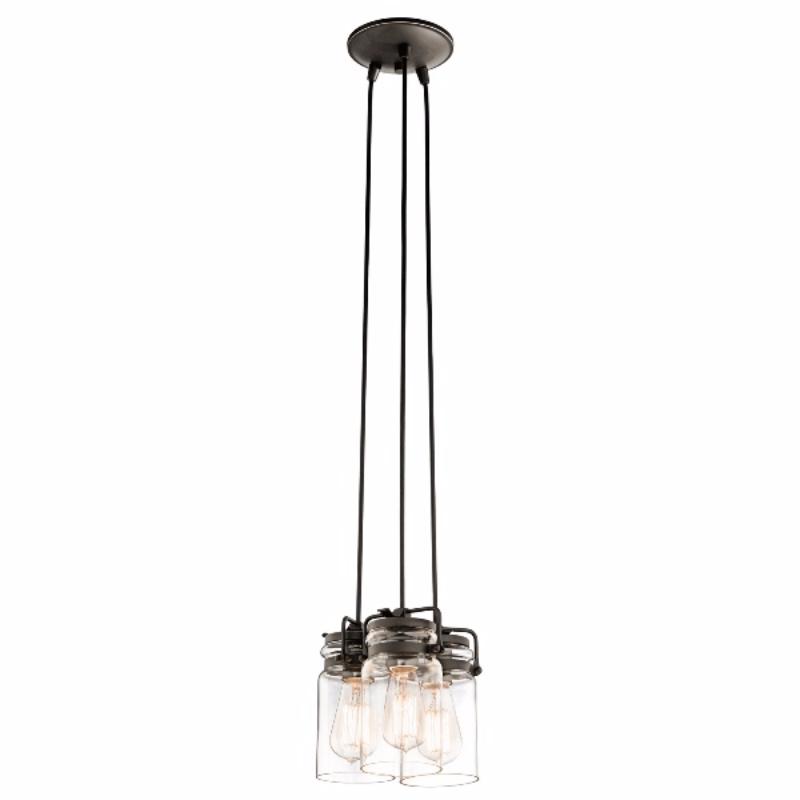 Lampa wisząca Brinley x3