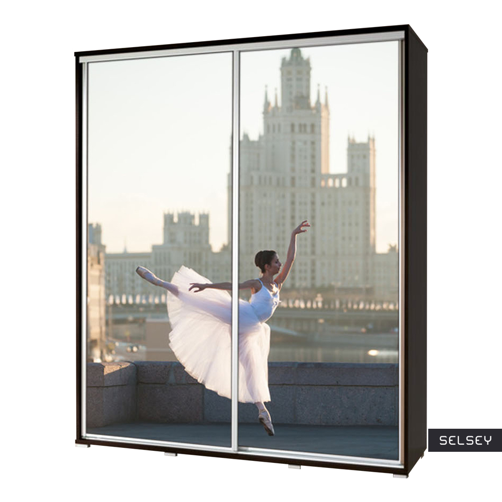 Szafa Wenecja 155 cm Baletnica w wielkim mieście