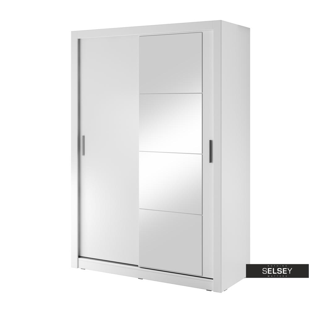 Szafa Lugaros 150 cm z jednym lustrem