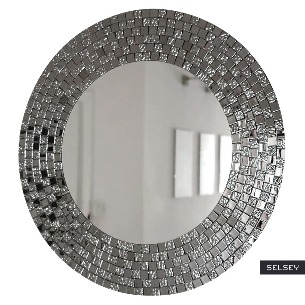 Lustro Aurea Exclusive o średnicy 90 cm