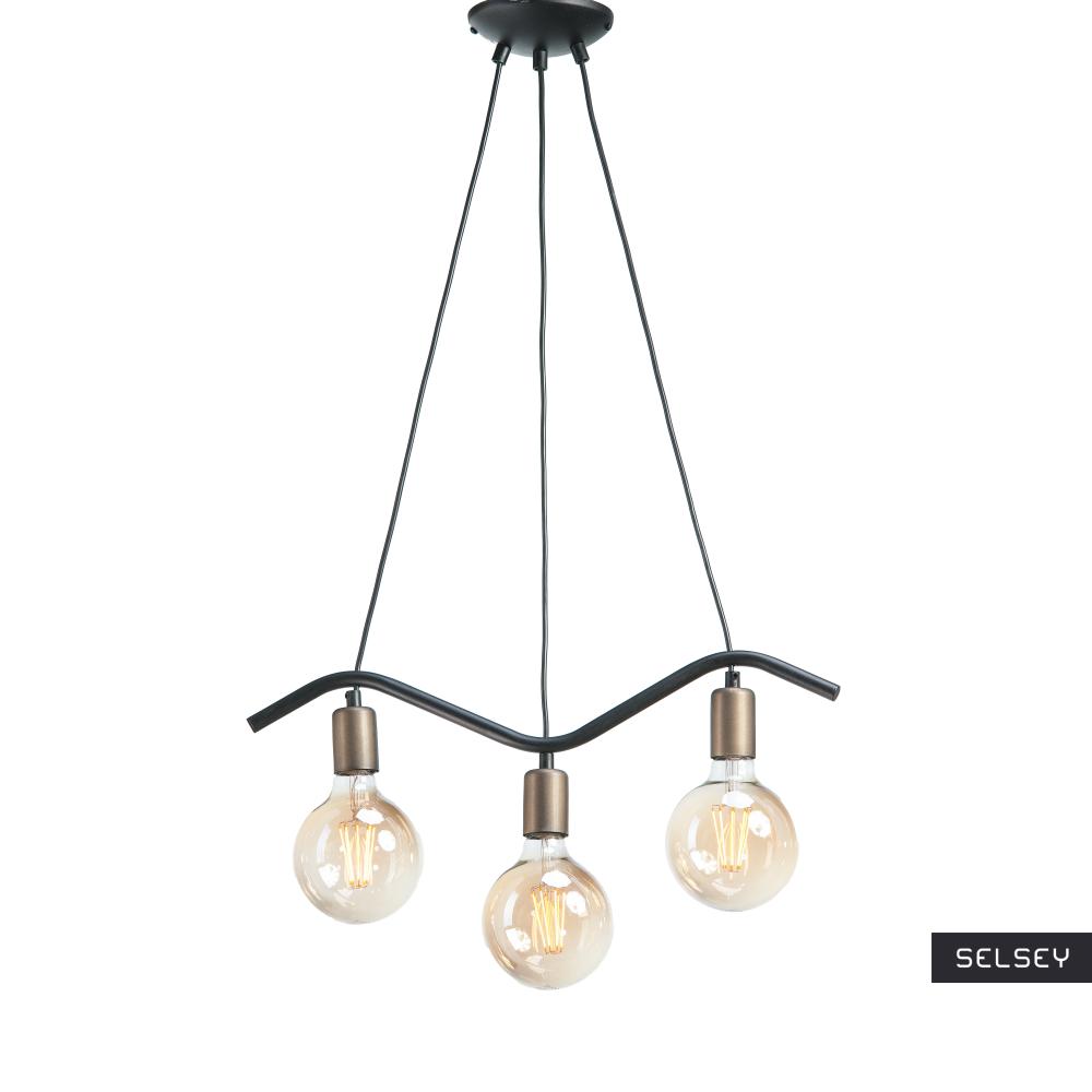 Lampa wisząca Maralku x3