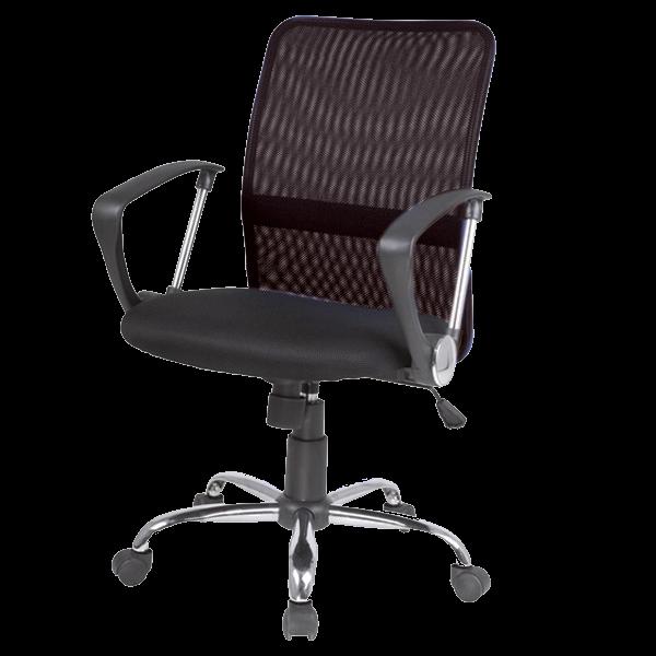 Fotel biurowy Marlin czarny