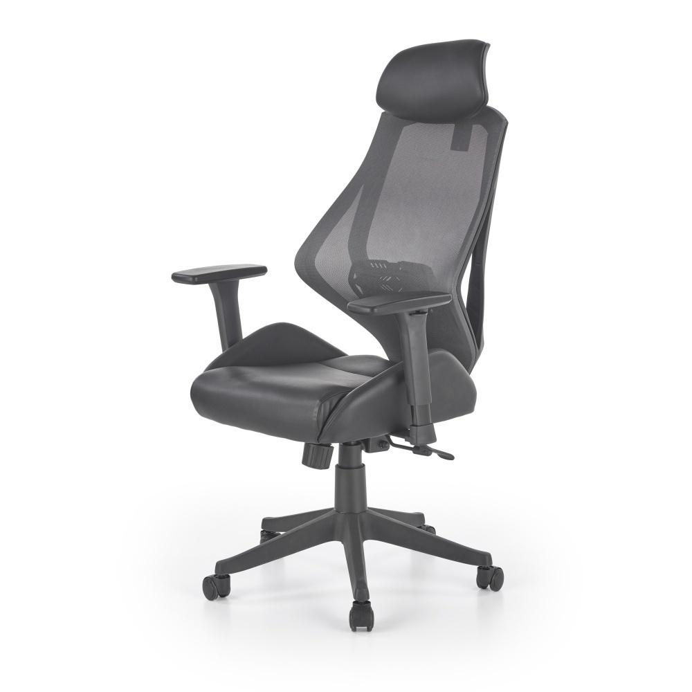 Fotel biurowy Leone z regulacją