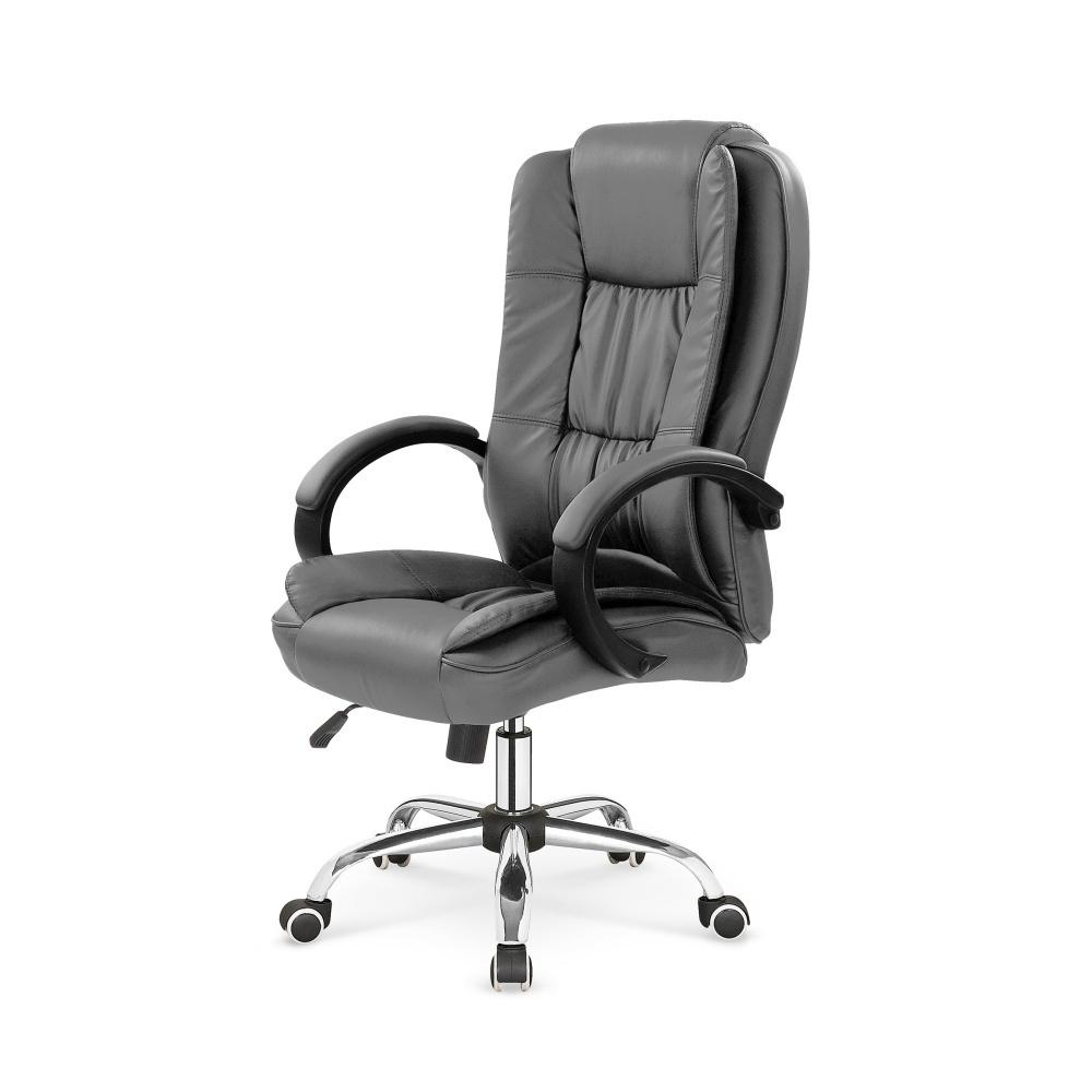 Fotel biurowy Aliste szary