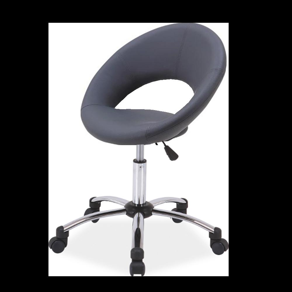 Fotel biurowy Ravenna szary