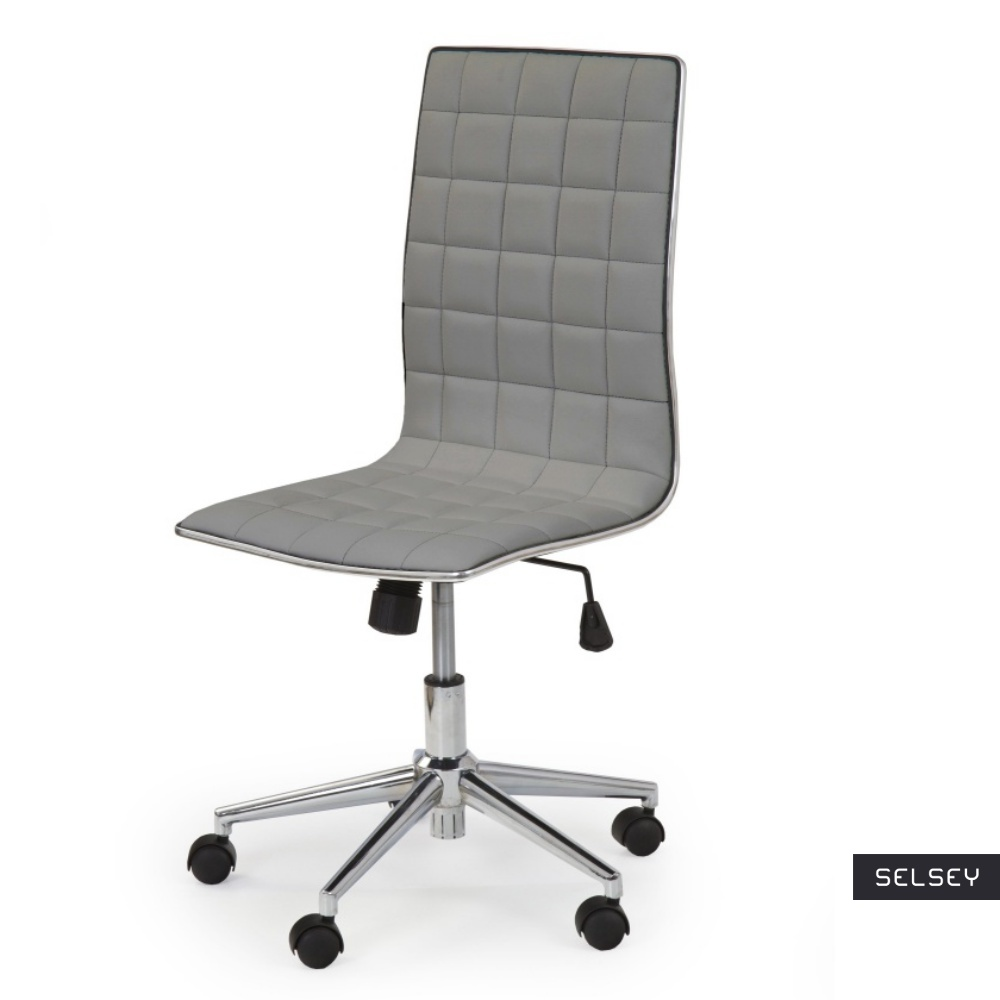 Fotel biurowy Cullera popielaty