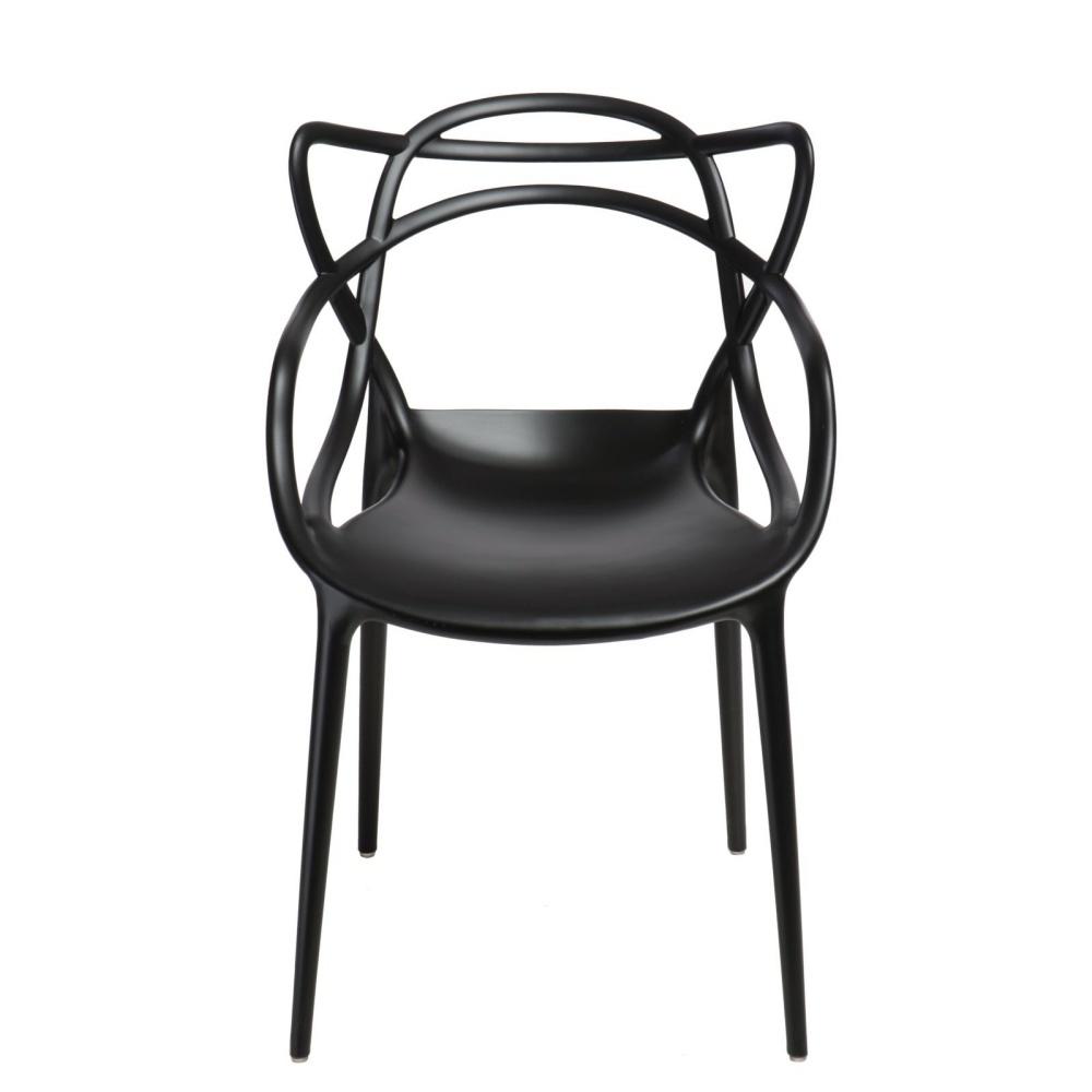 Krzesło Lexi czarne