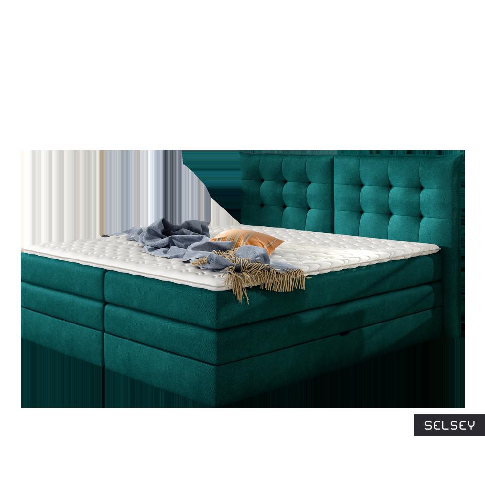 Łóżko kontynentalne Serena