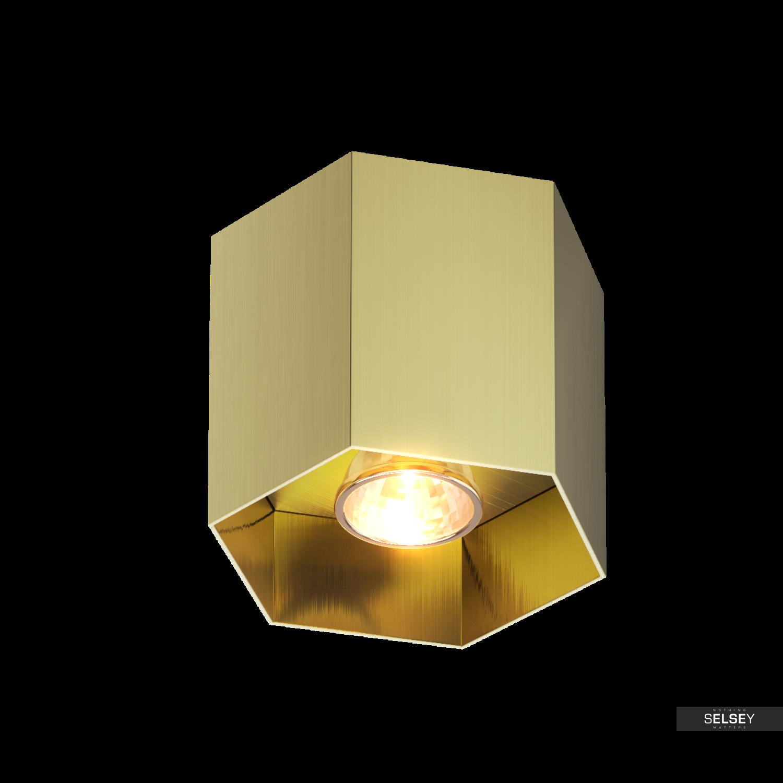 Spot Sorso złoty 10 cm
