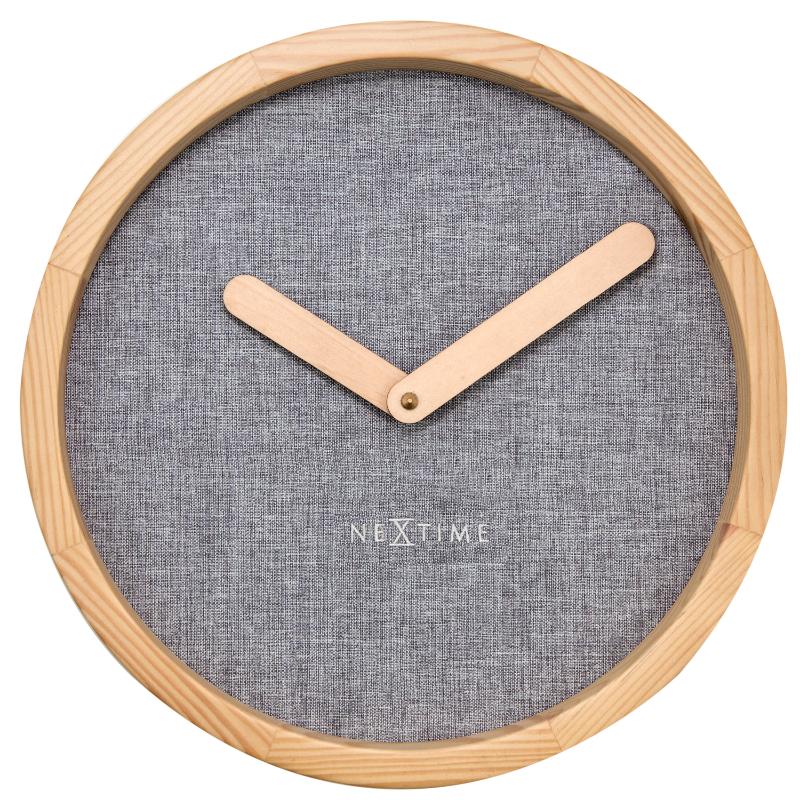 Zegar drewniany Calm średnica 30 cm