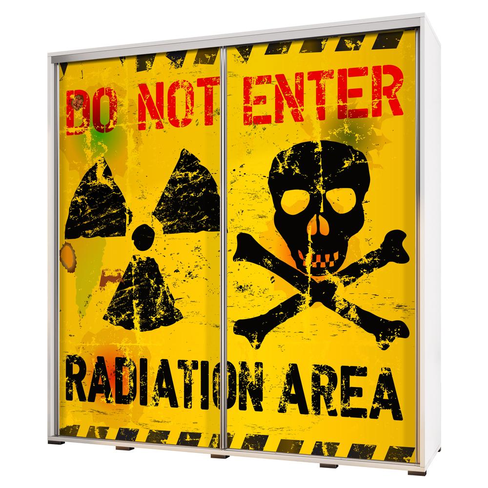 Szafa Wenecja 205 cm Radiation Area