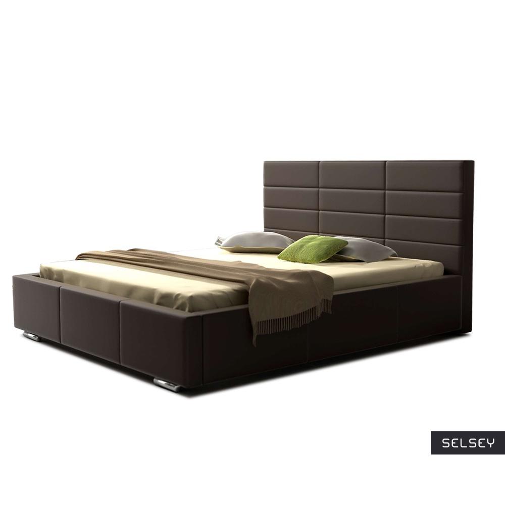Łóżko tapicerowane Albantris