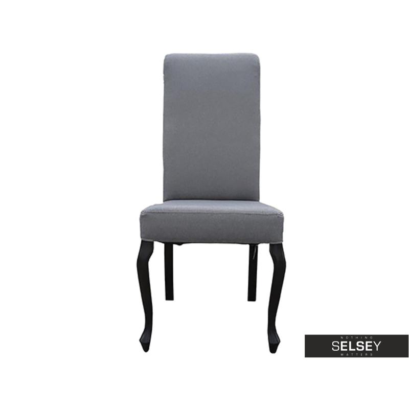 Krzesło Chateau z pikowanym tyłem