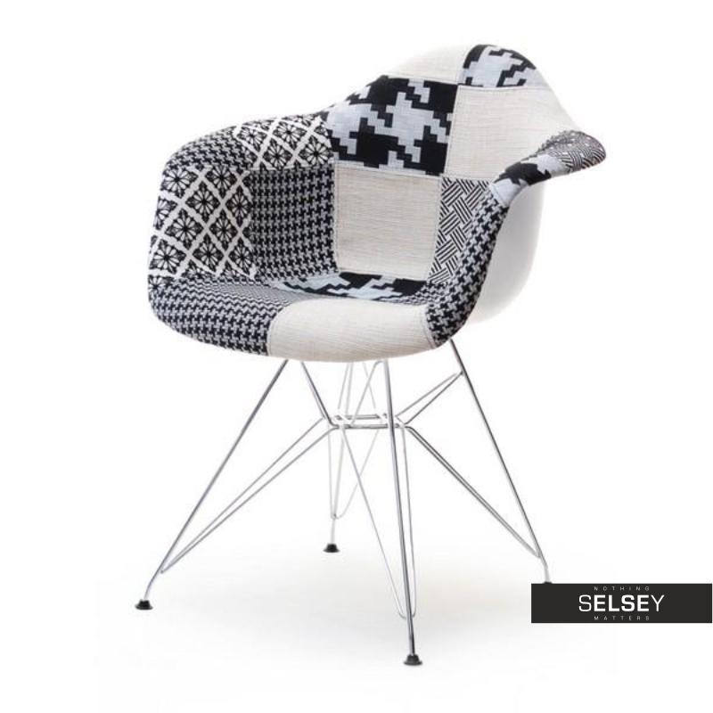 Krzesło MPA rod tap patchwork 2