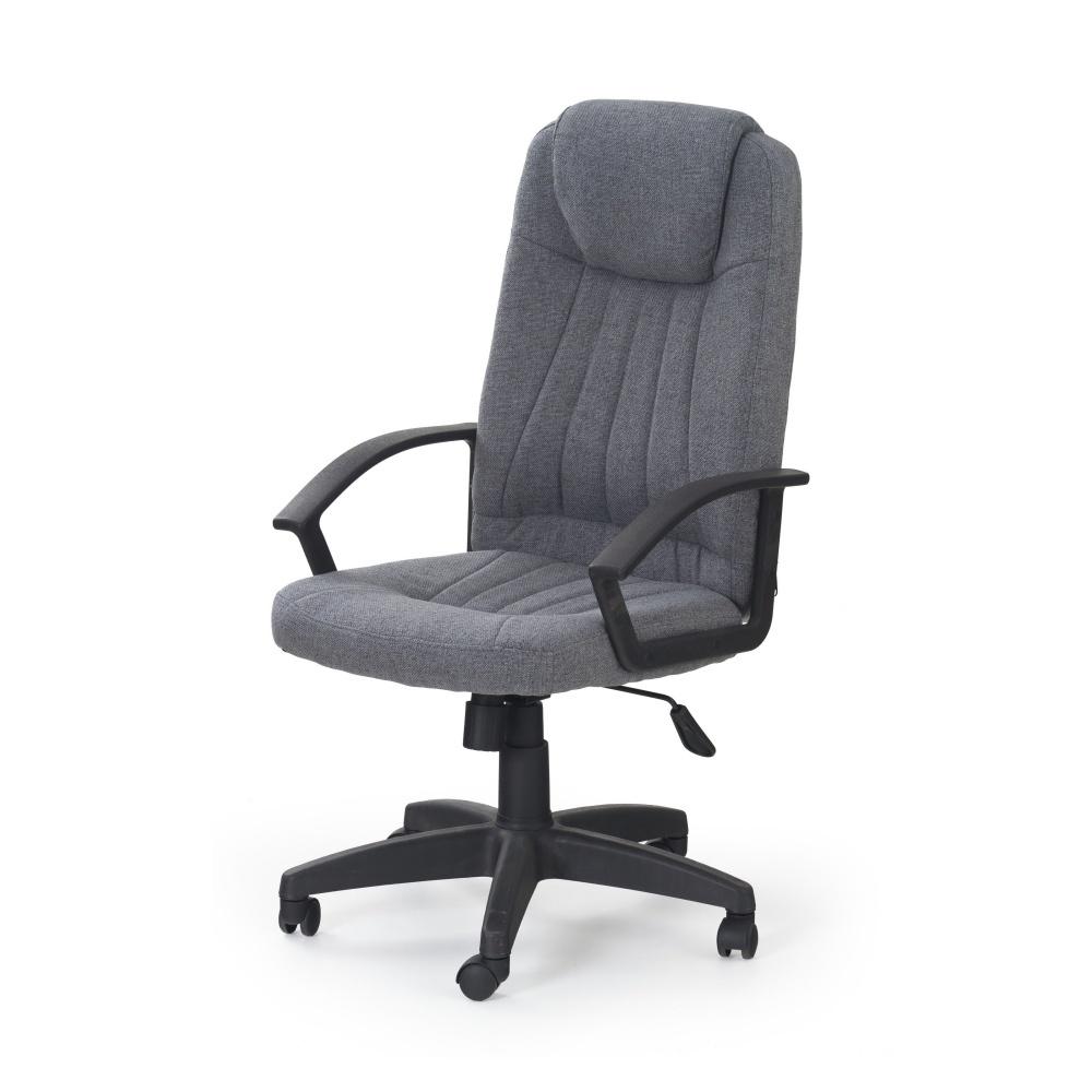 Fotel biurowy Ervenik szary