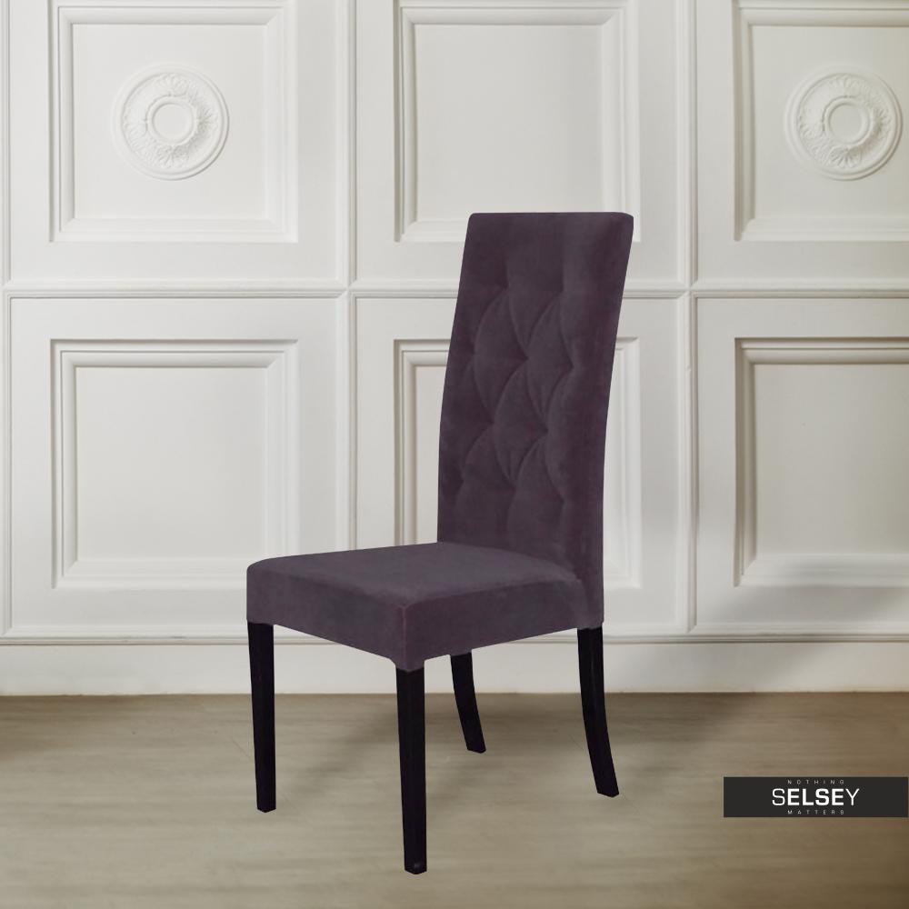 Krzesło Moderno Tre pikowane Portland 100