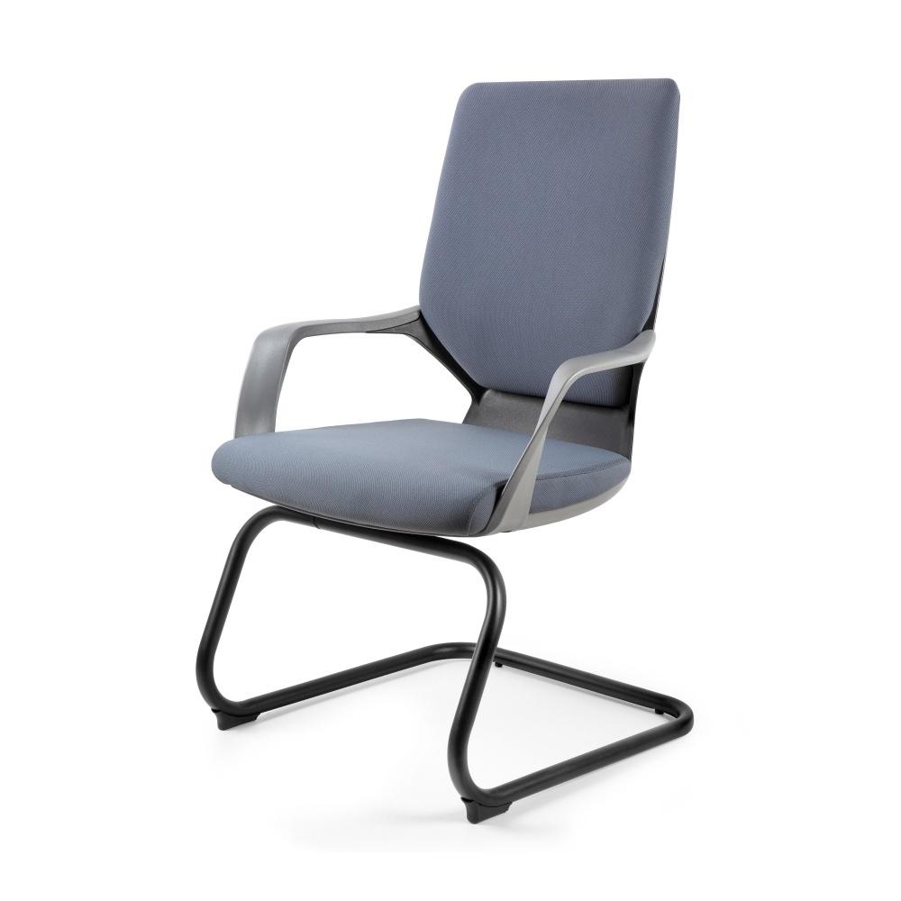 Fotel biurowy Askarry na płozach
