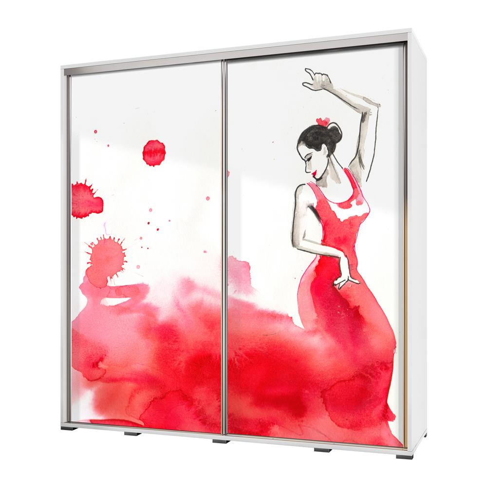 Szafa Wenecja 205 cm Flamenco