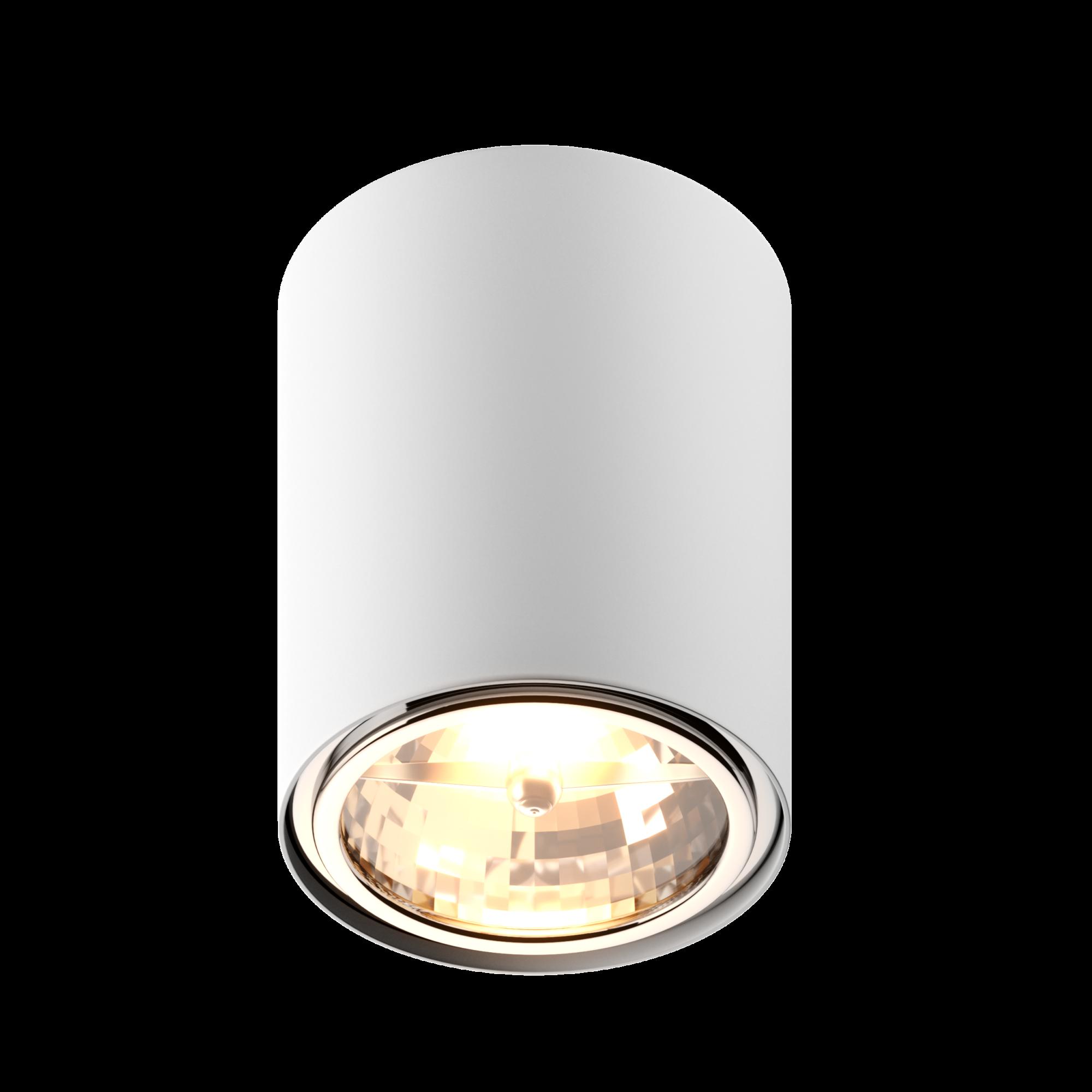 Spot Pence okrągły biały