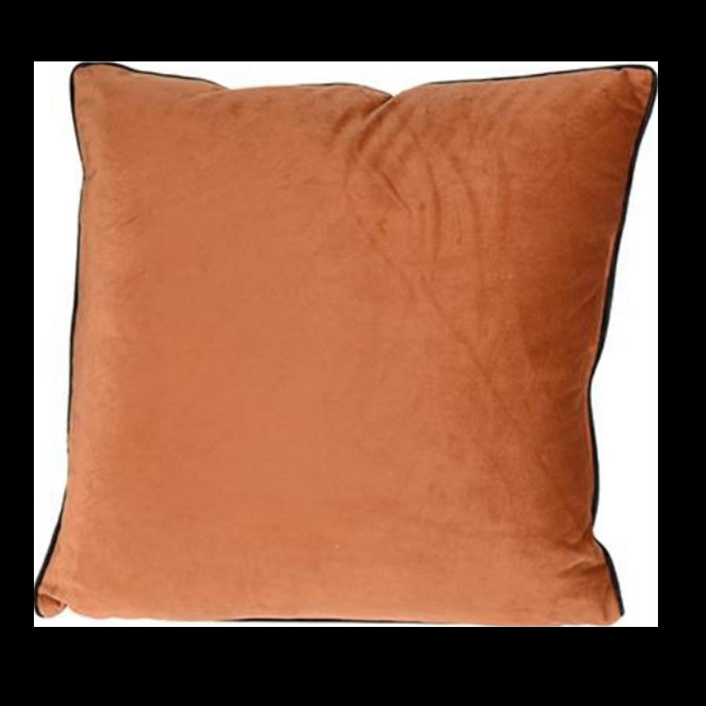 Poduszka z poszewką Intesi pomarańczowa 45x45 cm