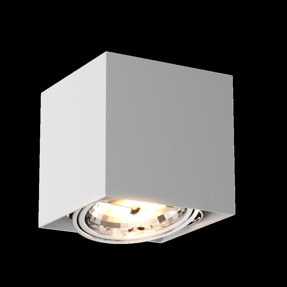 Spot Pence kwadratowy biały