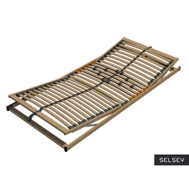 Stelaż do łóżka Standard z regulowanym zagłowiem i podnóżkiem