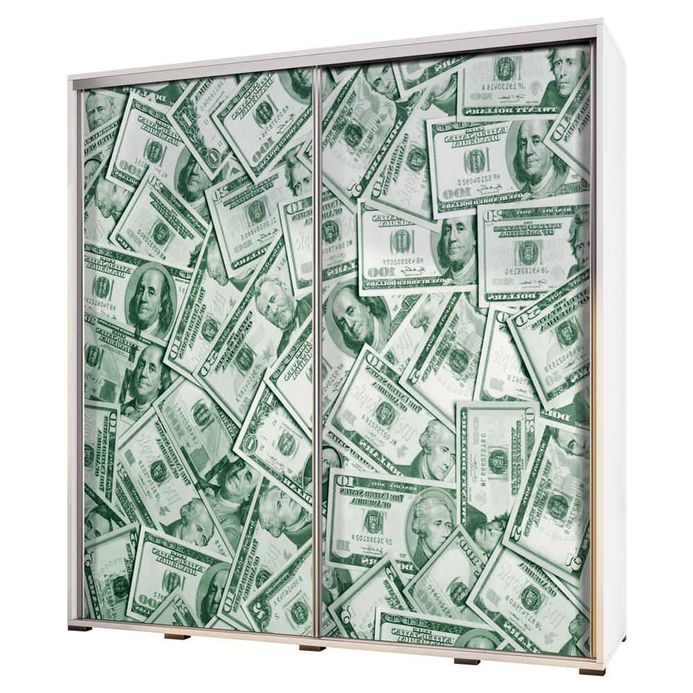 Szafa Wenecja 205 cm Dolary