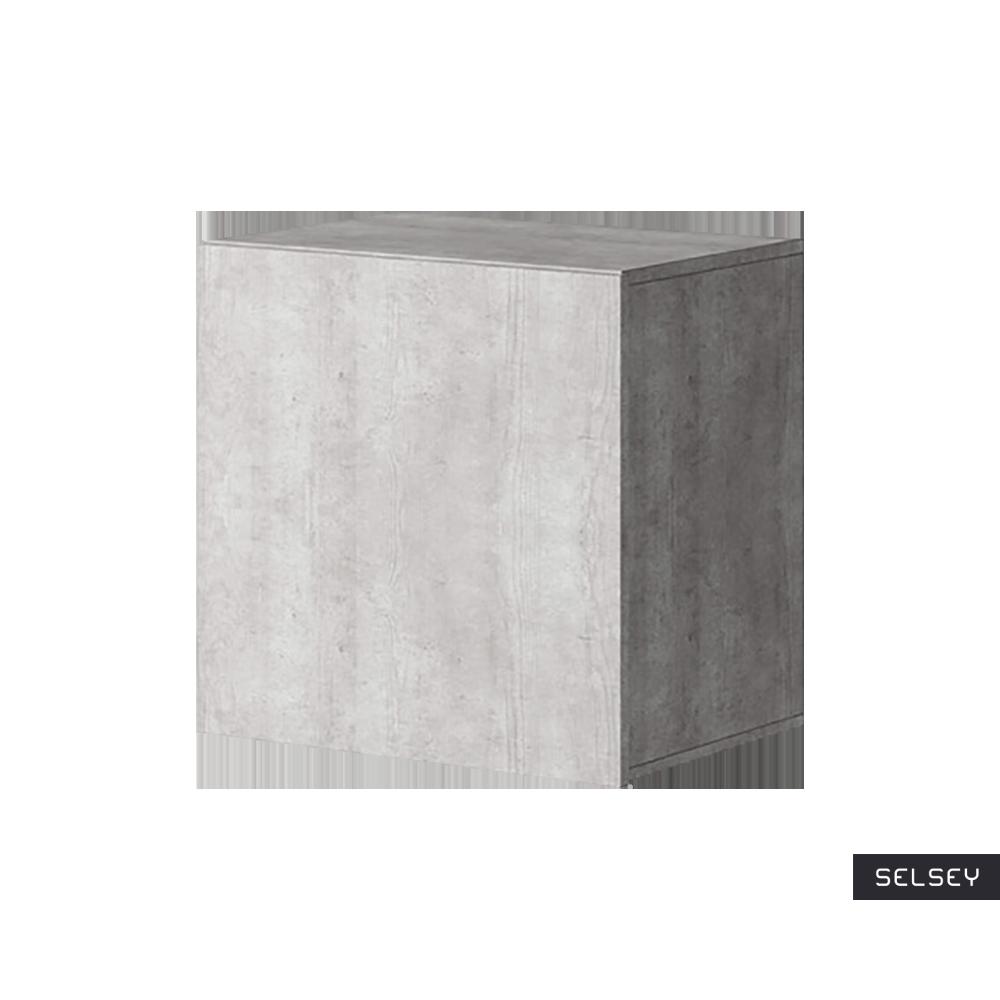 Szafka wisząca Cameron 50x50 cm beton Colorado