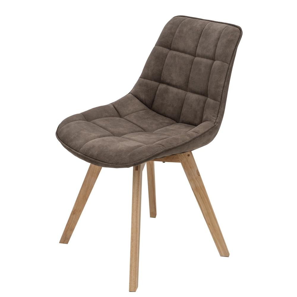 Krzesło Woody brązowe