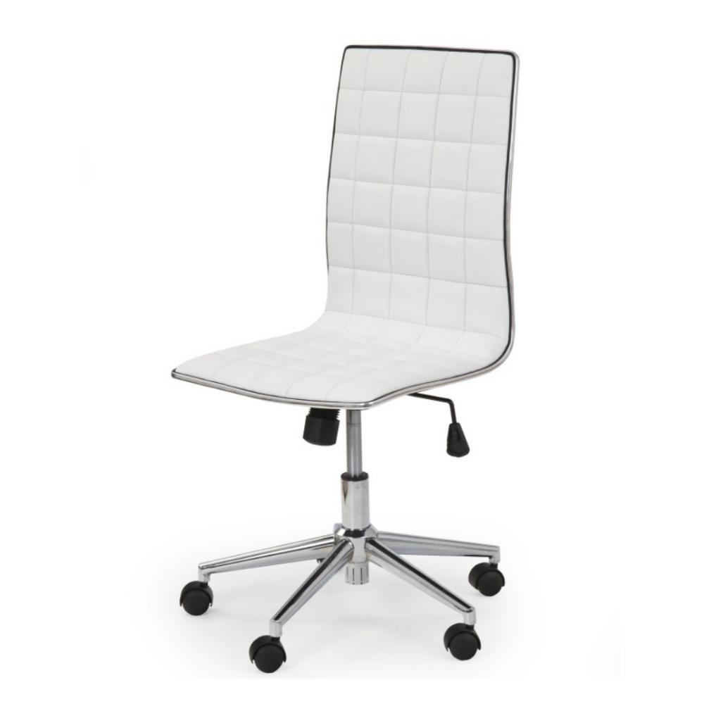 Fotel biurowy Cullera biały
