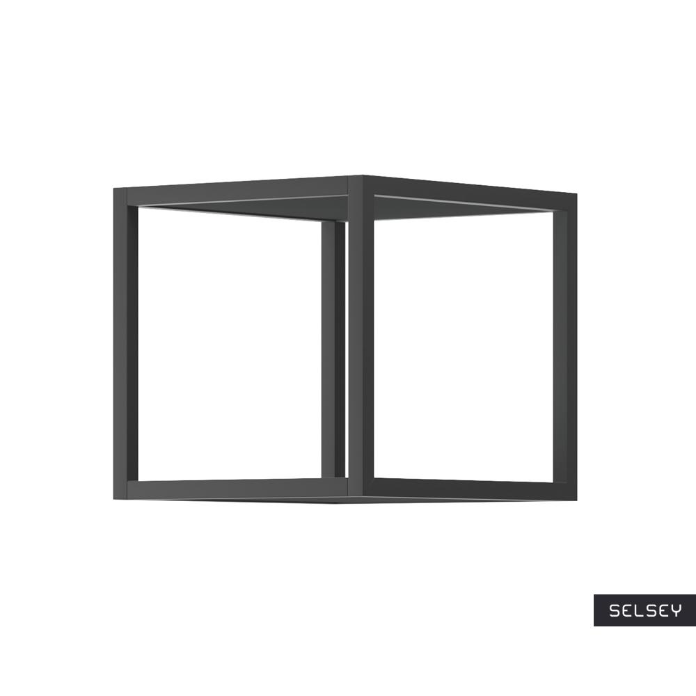 Półka Bugar 30 cm metalowa