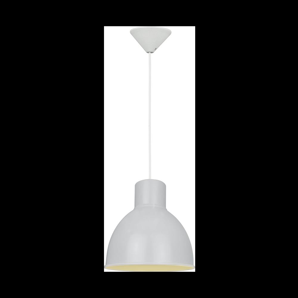 Lampa wisząca Natalie biała