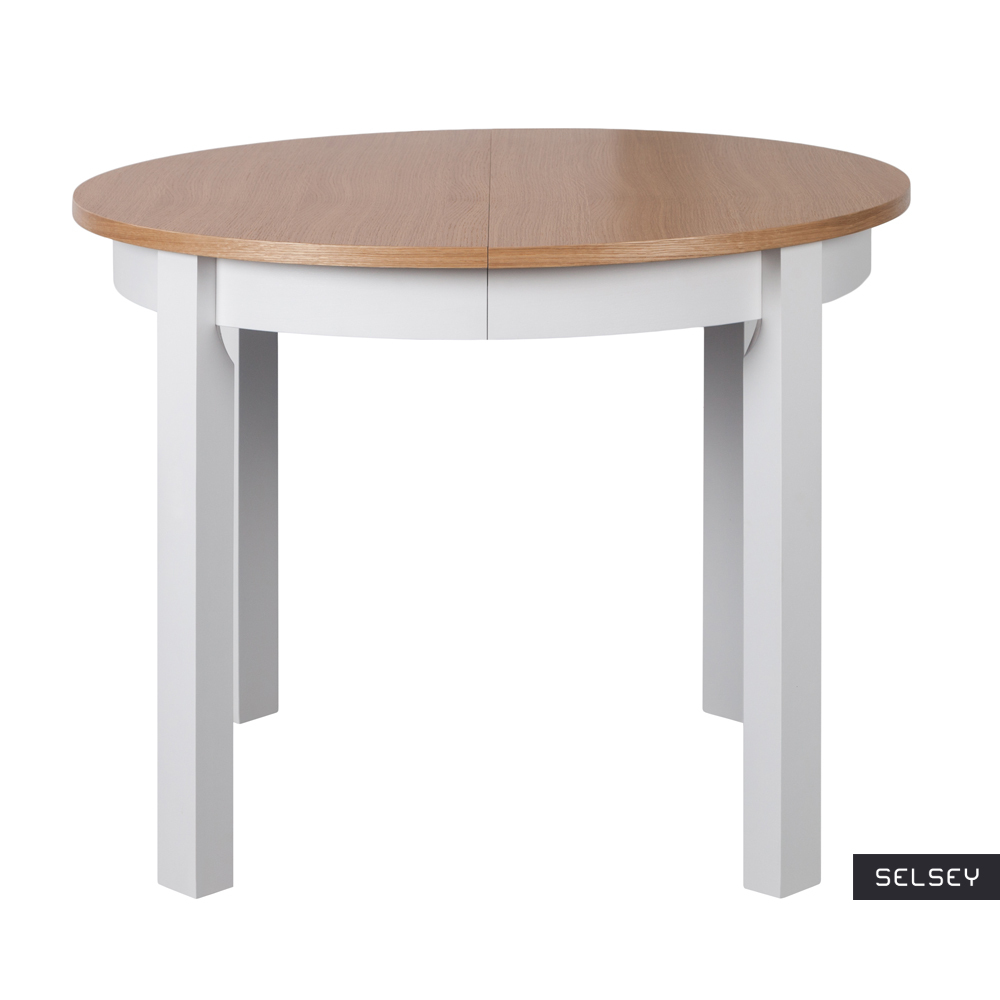 Stół rozkładany Gabele okrągły