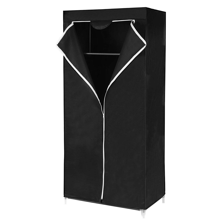 Szafa Baratins 75 cm czarna