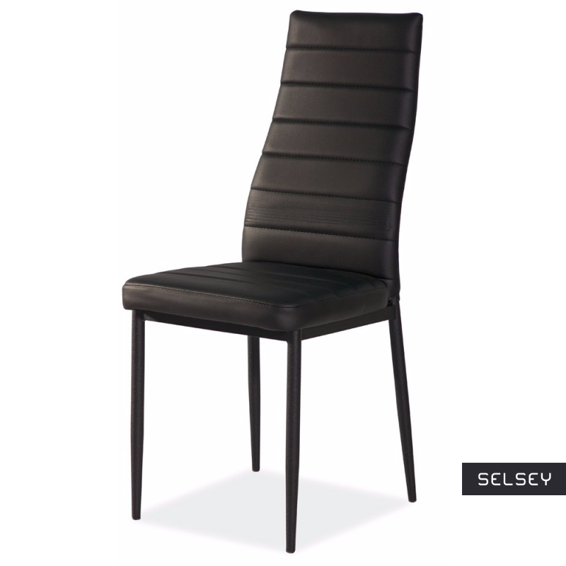 Krzesło Lastad czarne