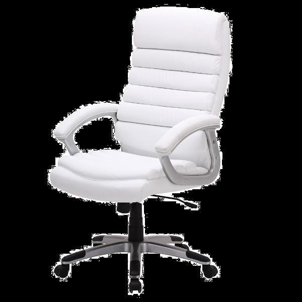 Fotel biurowy Durango biały