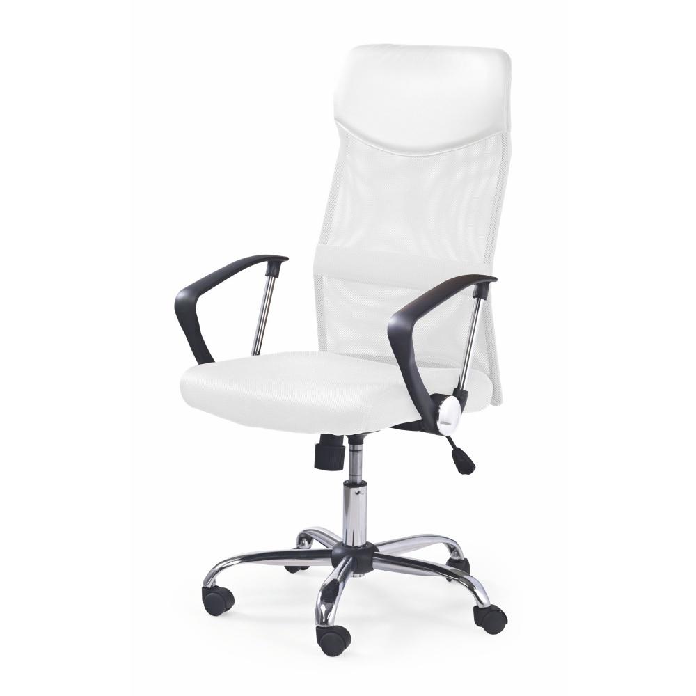 Fotel biurowy Multi biały