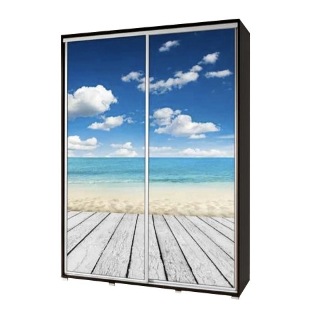 Szafa Wenecja 155 cm Plaża