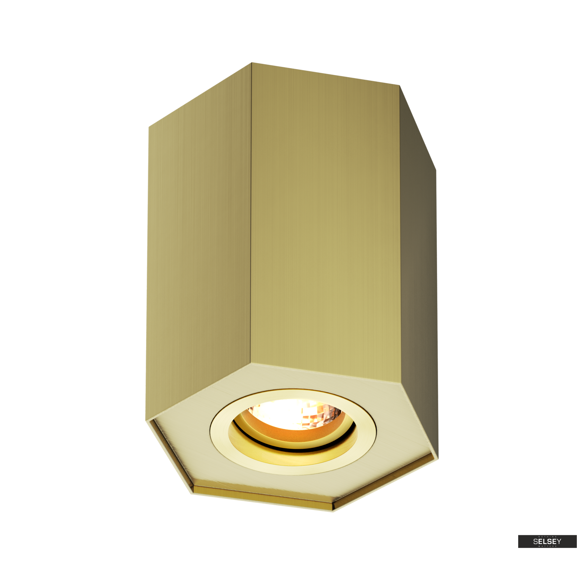 Spot Sorso złoty 12 cm