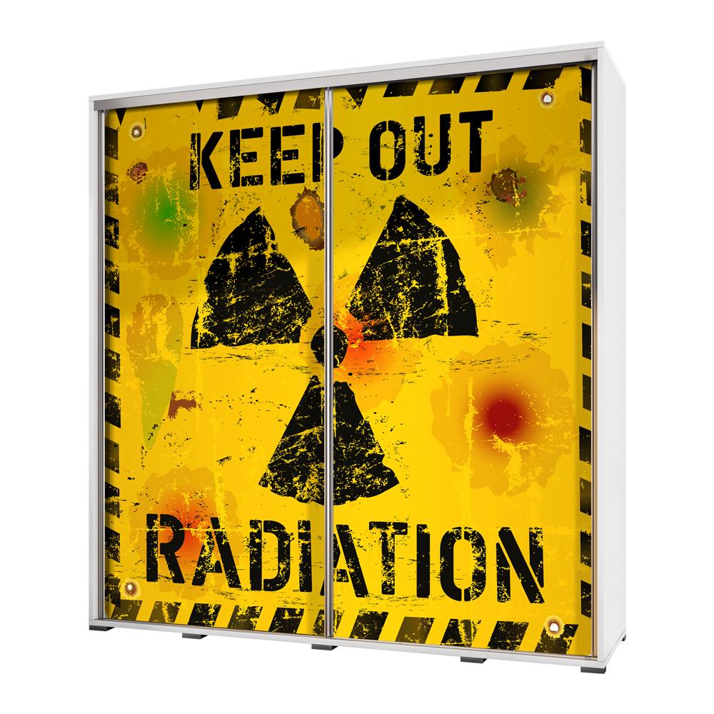 Szafa Wenecja 205 cm Radiation
