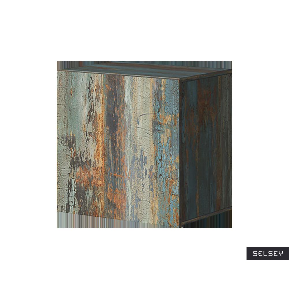 Szafka wisząca Cameron 50x50 cm Canyon painted metal