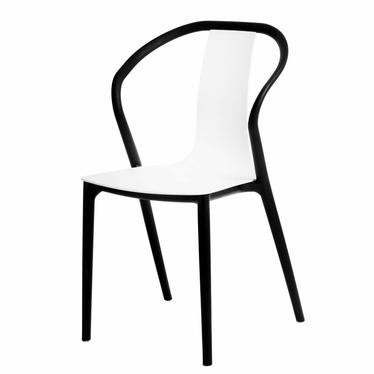 Krzesło Bella białe