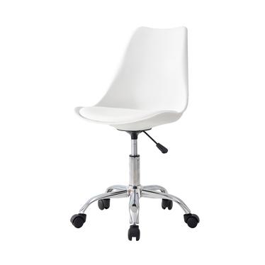 Fotel biurowy Djum II biały
