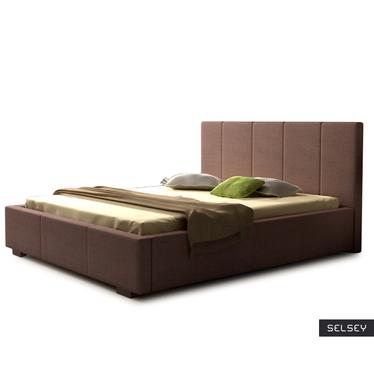 Łóżko tapicerowane Navona