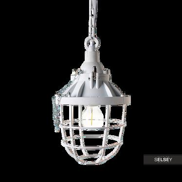 Lampa wisząca Lantern biała