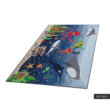 Dywan Skarb pod wodą 133x190 cm