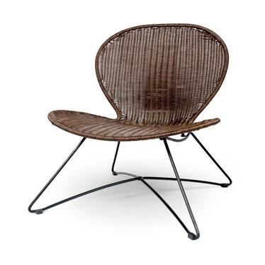 Krzesło ogrodowe Chavin z technorattanu